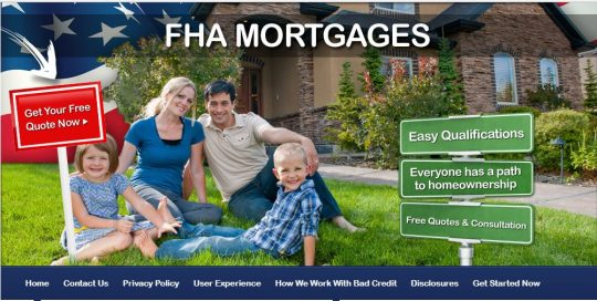 first time home buyer www.fhamortgage.org